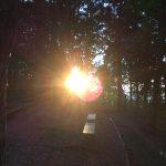 瞑想@高尾山の日の出