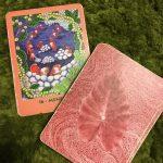 八月上旬のマナカード